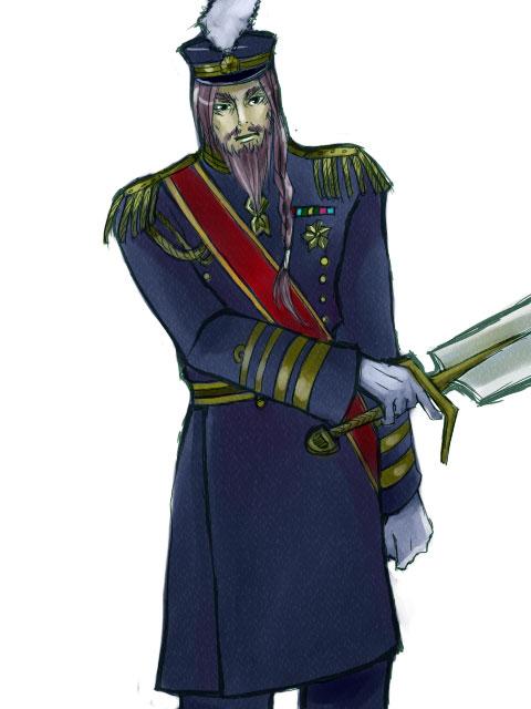 オリジナル/軍服ドラウプニル