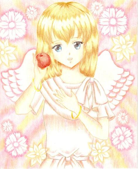 りんご天使