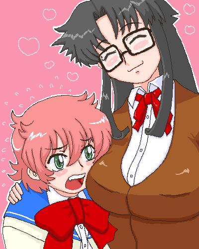 アタ坊と読子さん