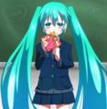 「・・・あ、あの!KAITOさん、これ