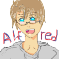アルフレッド・・・・・?