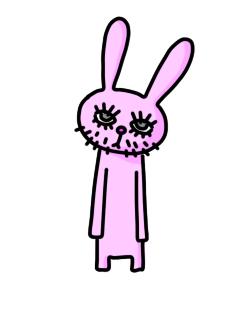 親父ウサギ