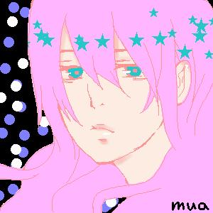 ピンク髪love
