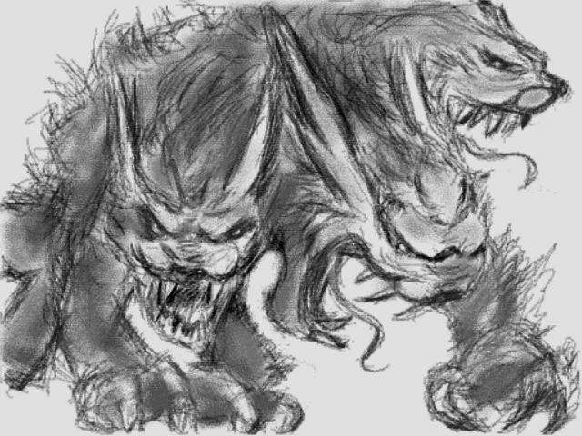 六つ目の獣ダーコーヴァ