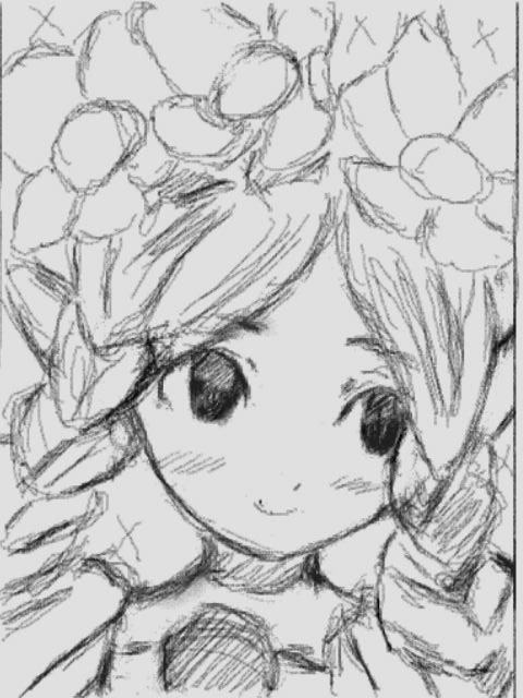 妖精の王女メルセデス