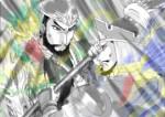 関羽と張遼2