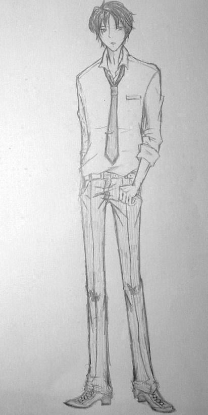 スーツ(練習)