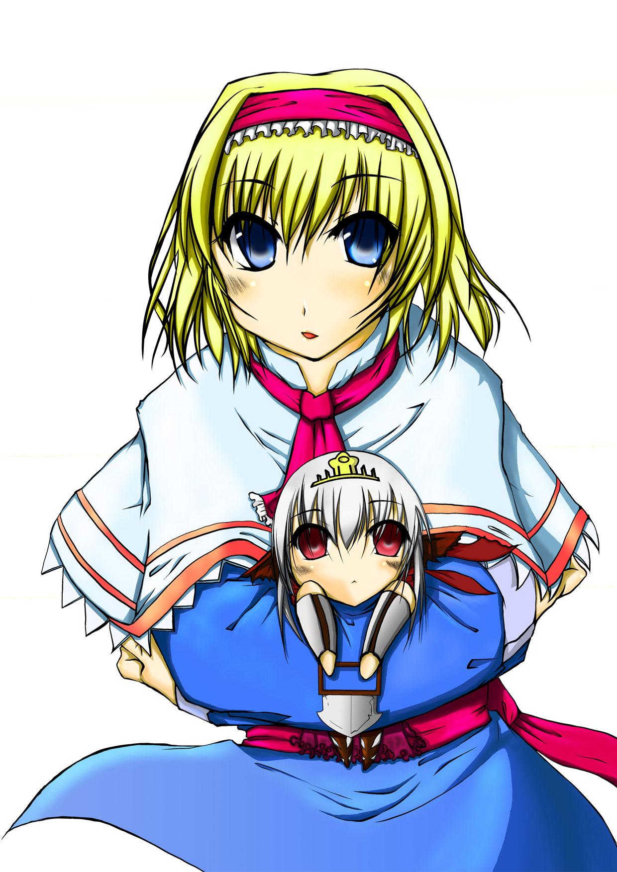 アリスとアサクロ