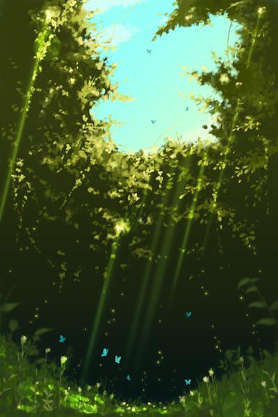 """Forest """"Sage"""" (仮)"""
