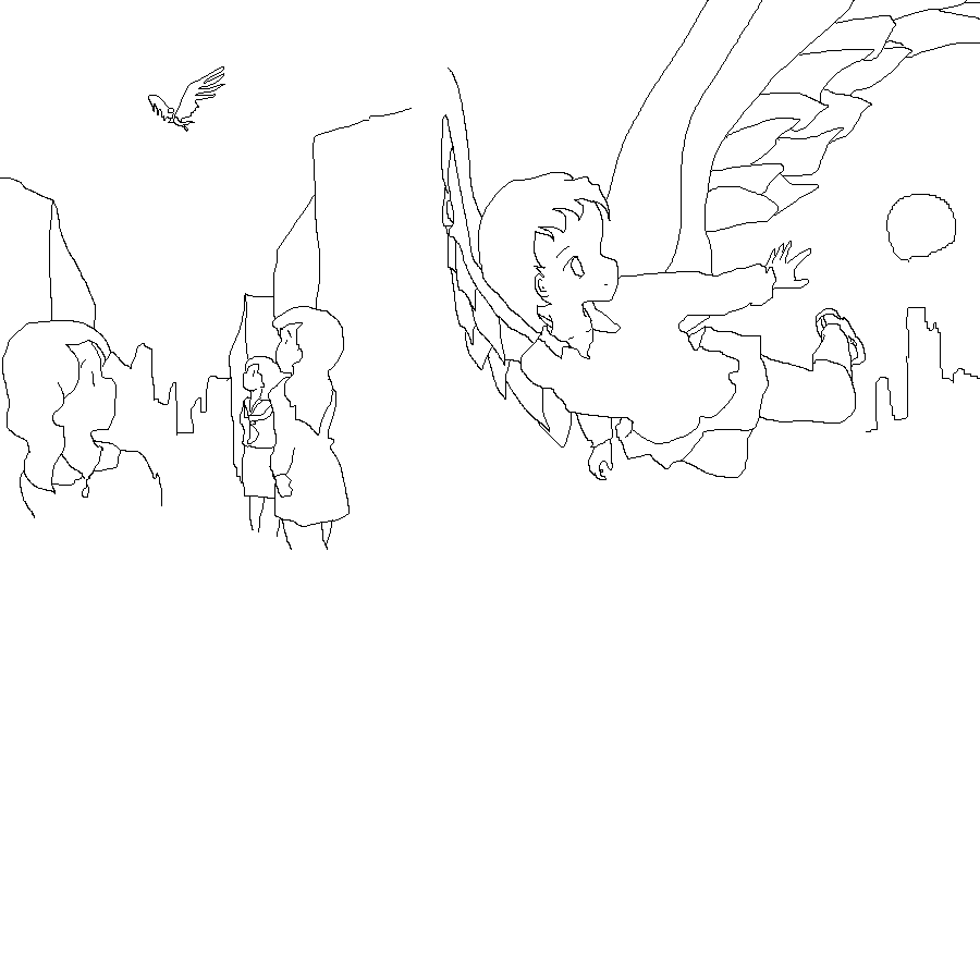 練習:漫画