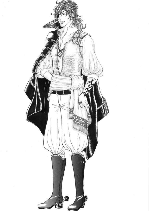 海賊(男性)