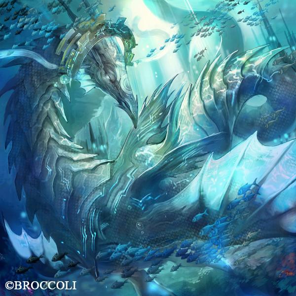 ディメンションゼロ「深淵竜ブル