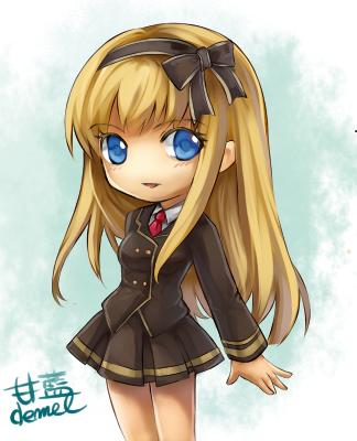 エイル姫制服
