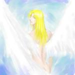 天使だった