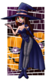 halloween witch その3