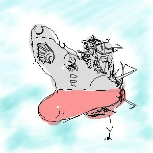 3分で描いたヤマト