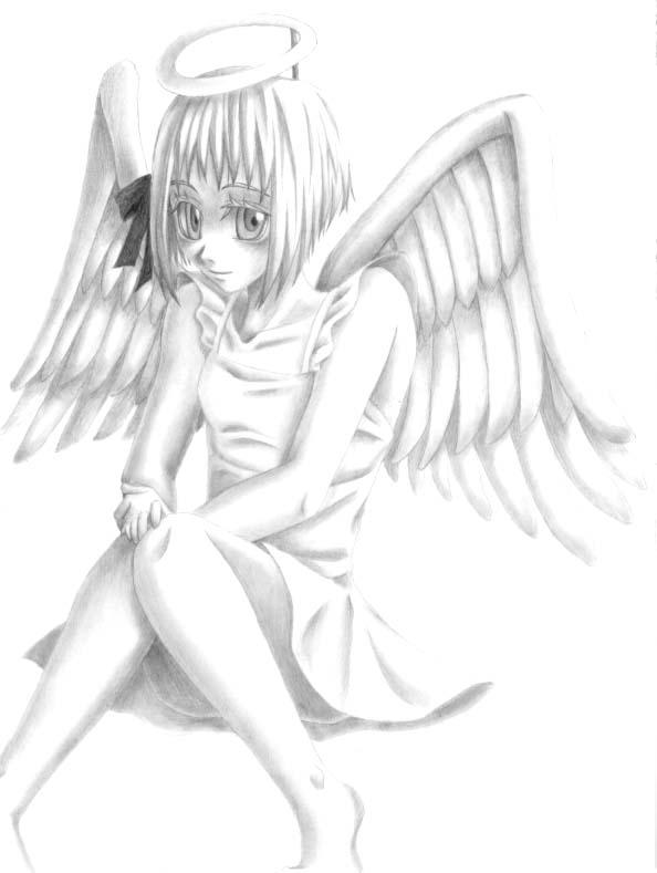 天使リヒテン。