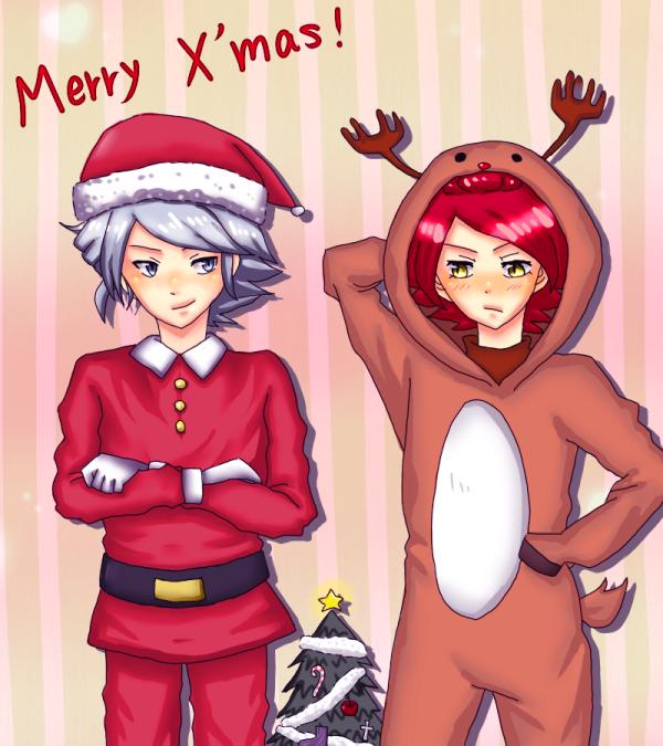 merry x'mas!