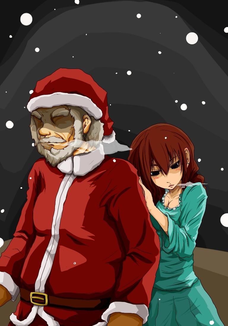 サンタ『…すまない。』