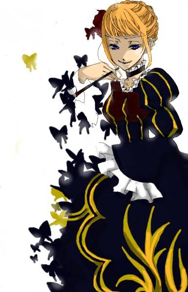 黄金の魔女