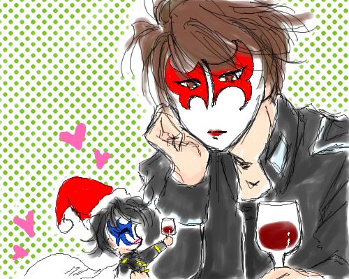 悪魔にクリスマスはないのだ!