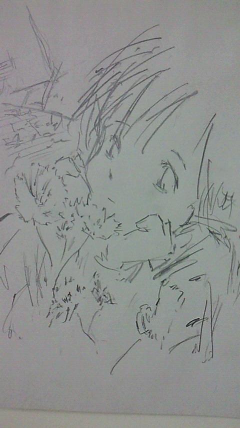 練習:『花2』