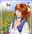 In spring♪