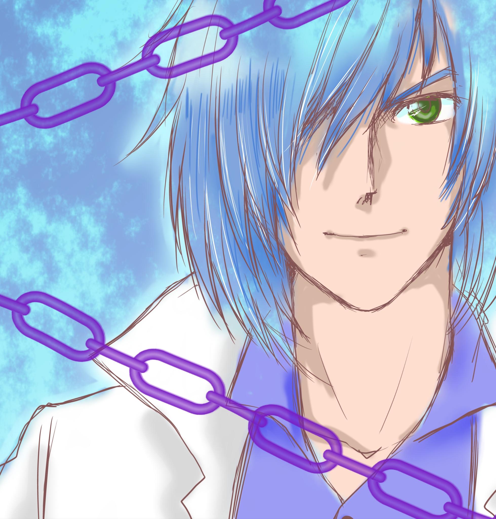 青の魔導師