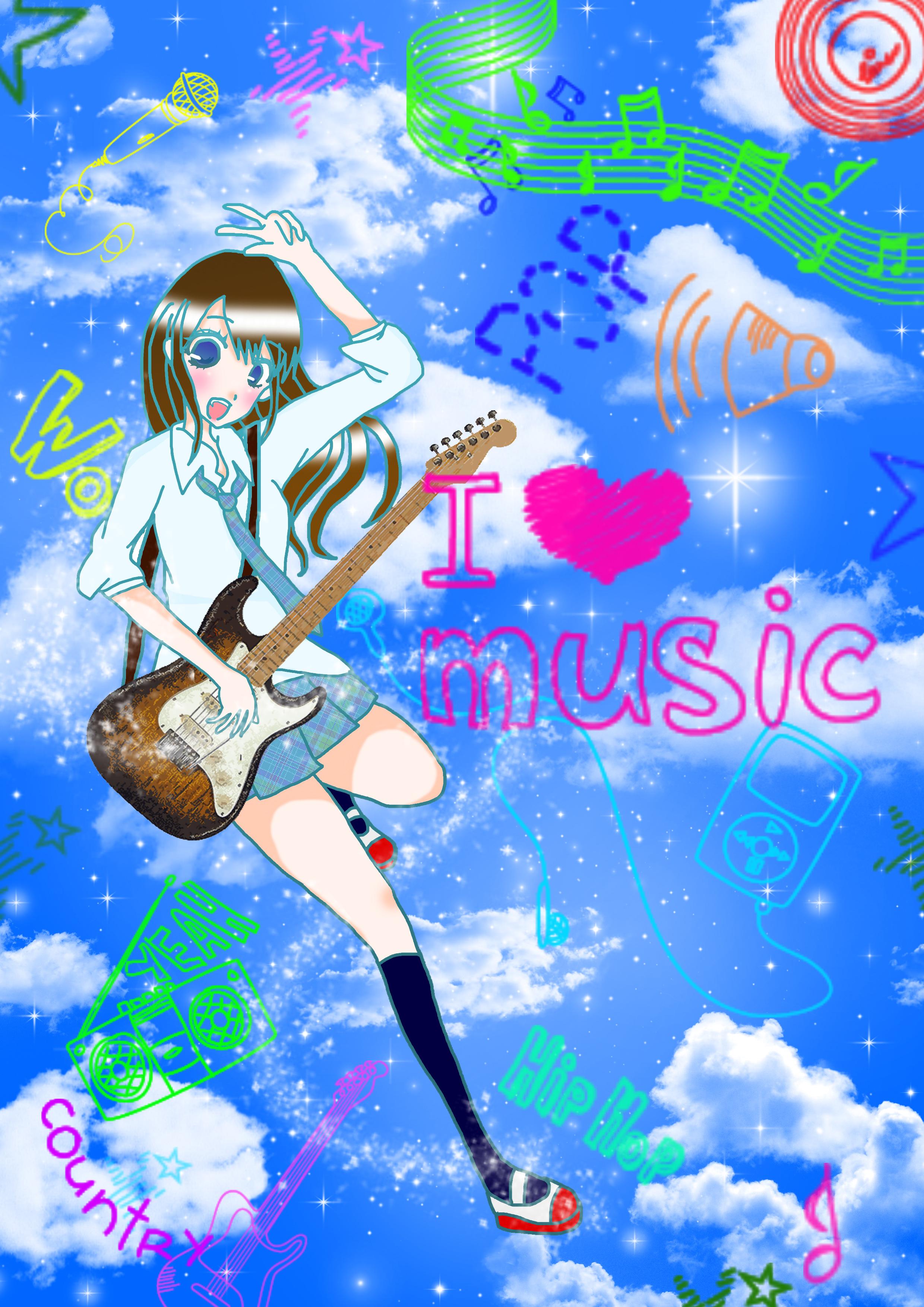 I♥Music!!