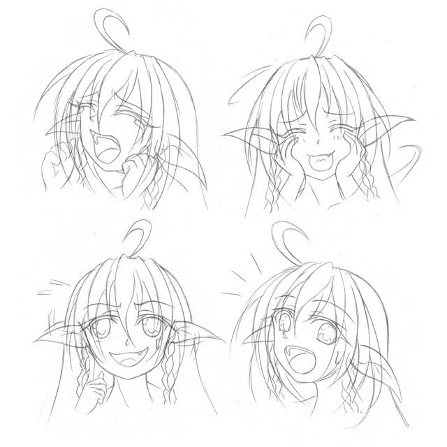 表情 その2