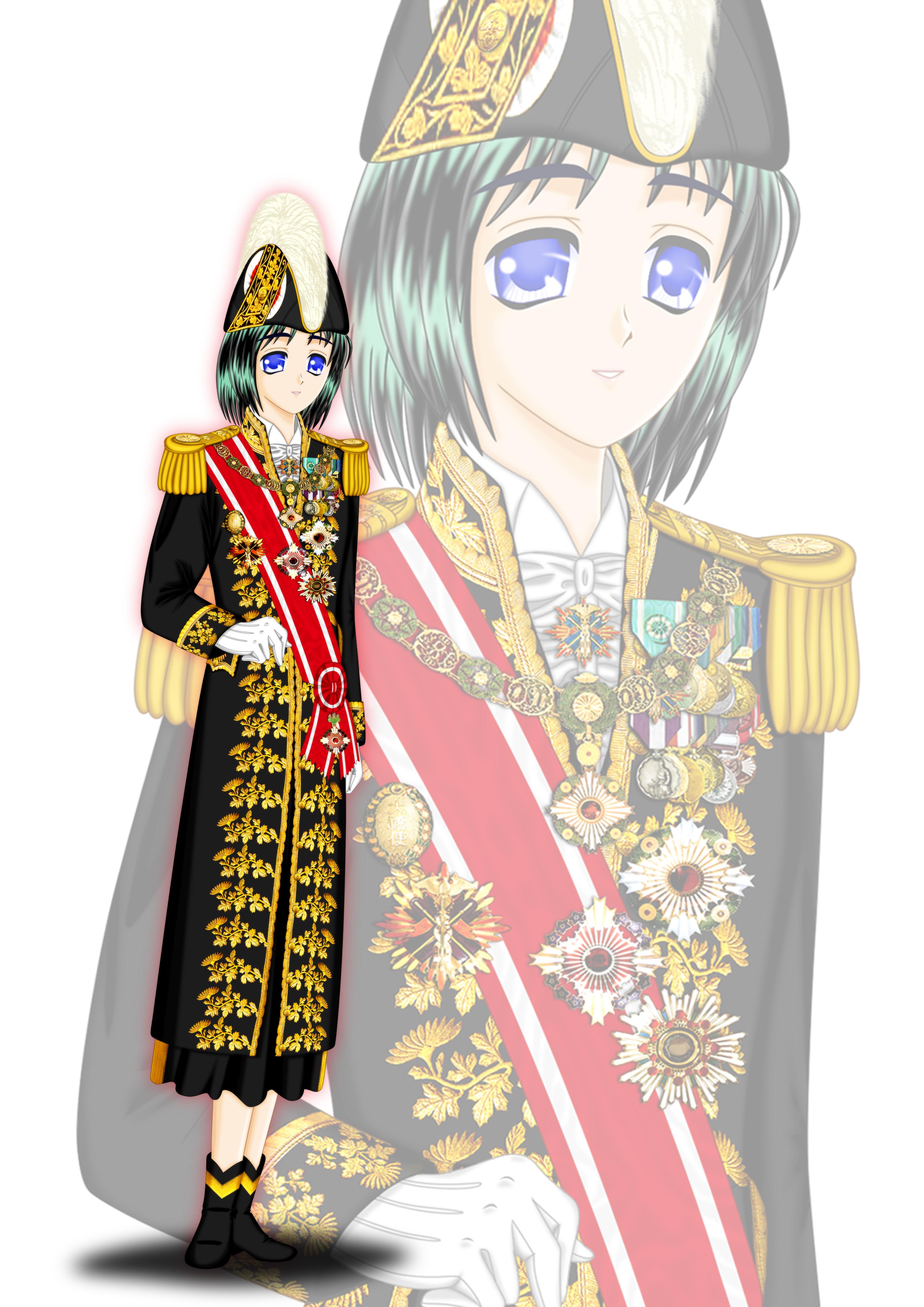 皇国のナンバー2