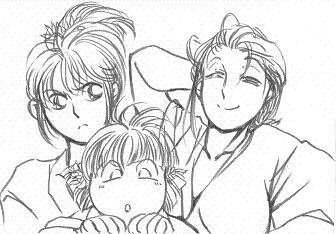 実験:桜三姉妹