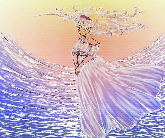 風は海から