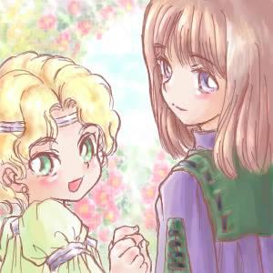 ラディウスとグラーディア
