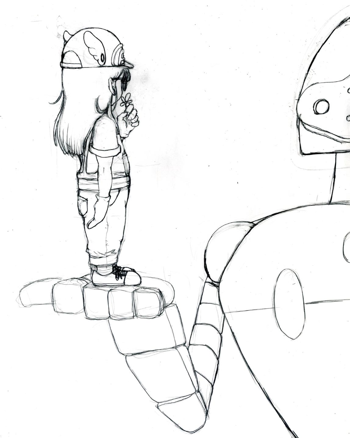 ロボット達