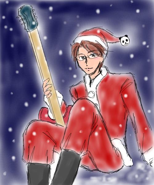 クリスマスACE
