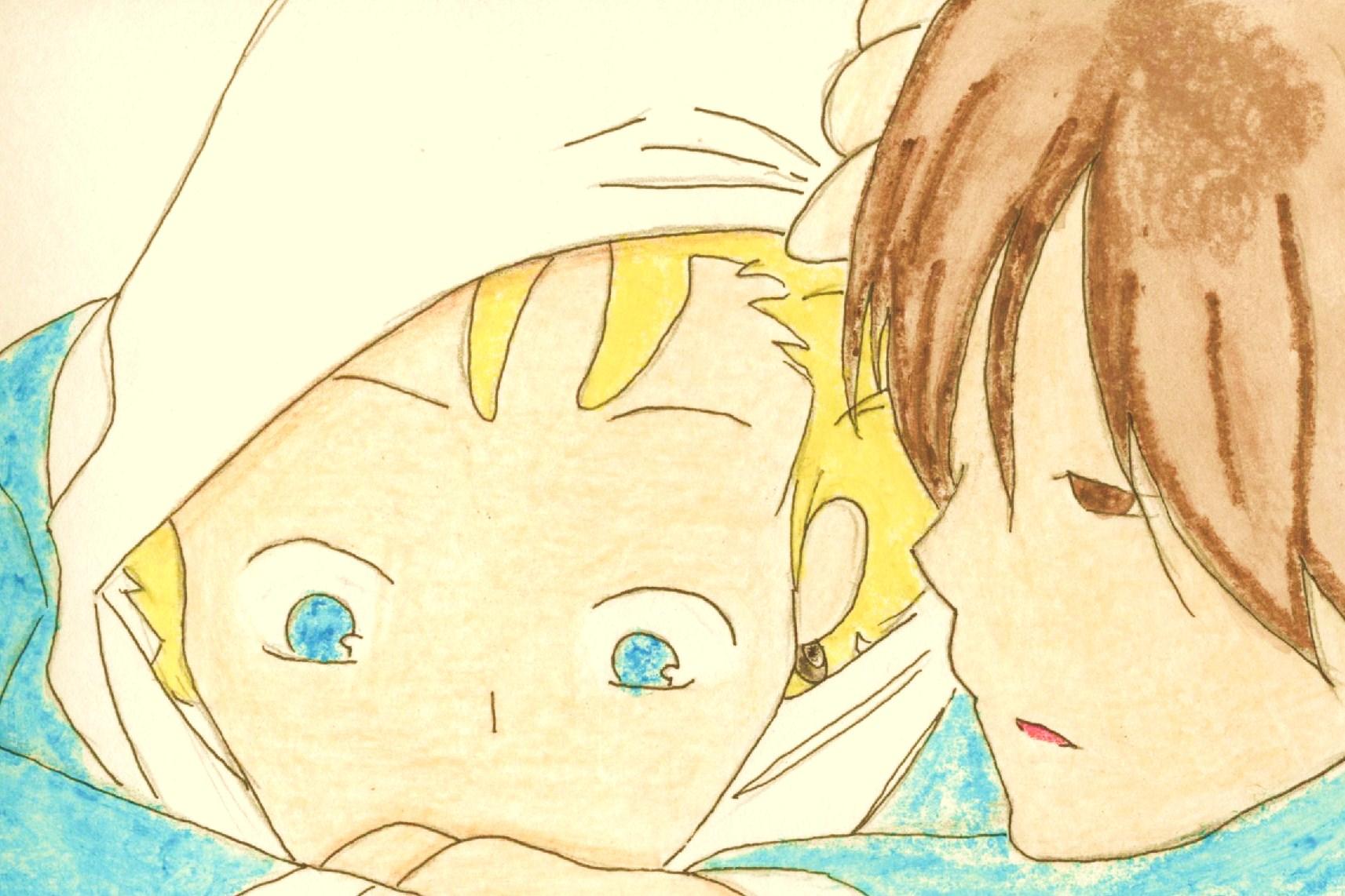 千鶴と祐希