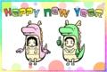 2011辰年 ねんがじょう!