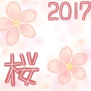 2017桜花爛漫