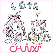 10周年お祝いイラスト【Chixi 10